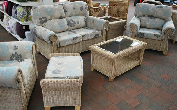 Desser Conservatory And Living Room Furniture Haddenham Garden