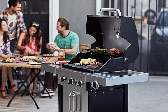 Char-broil bbq range available from Haddenham Garden Centre