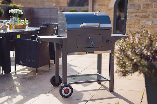 Landmann BBQ range available from Haddenham Garden Centre